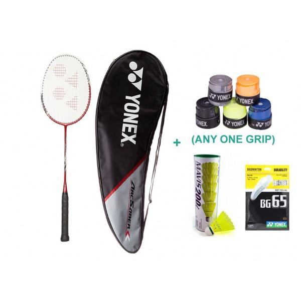 Yonex Arcsaber 200 THL Complete Badminton Set