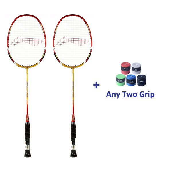Li Ning Smash XP 90-II Badminton Racket ...