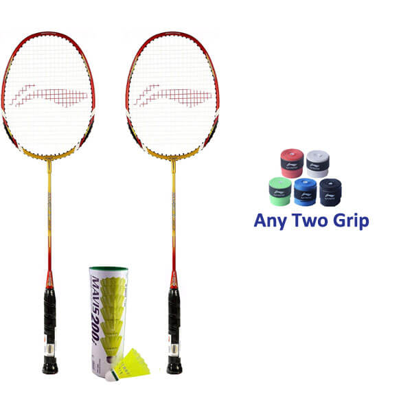 Li Ning Smash XP 90-II Badminton Racket ...