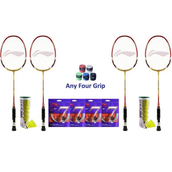 Li Ning Smash XP 90-II Racket Two Player...