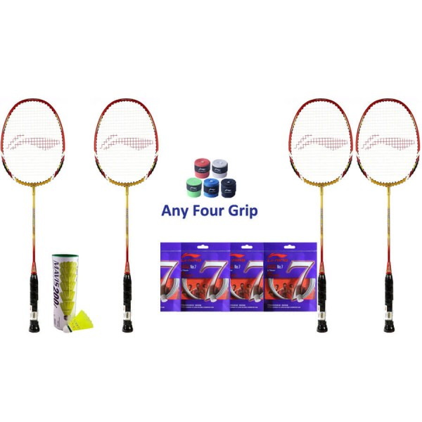 Li Ning Smash XP 90-II Racket Single Pla...