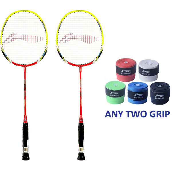 Li Ning Smash XP 80-II Badminton Racket ...