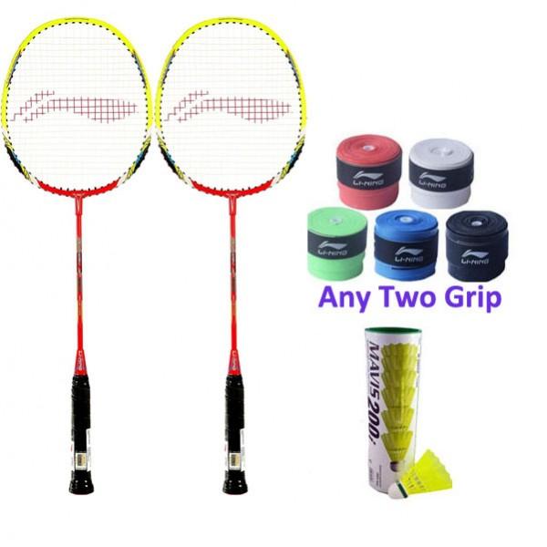 Li Ning Smash XP 80-II Badminton Racket ...