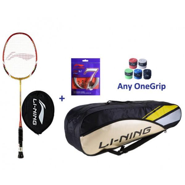 Li Ning XP 90-II Single Player Badminton...