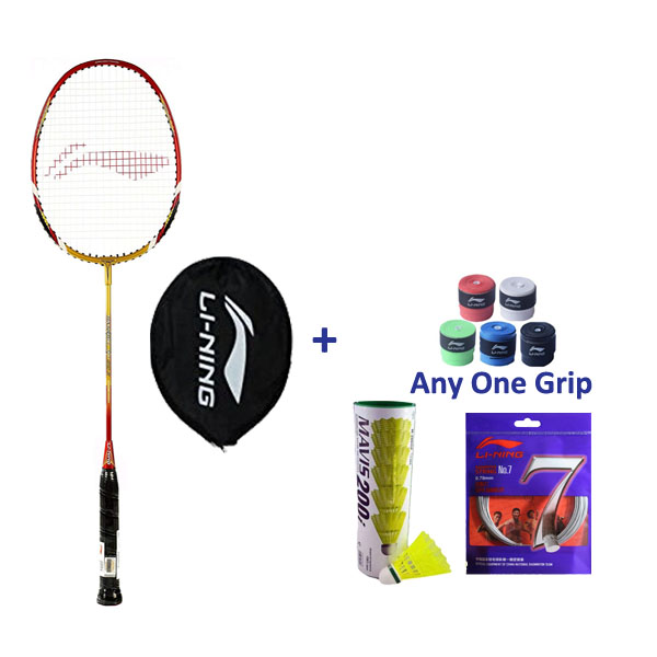 Li Ning Smash XP 80-II Single Player Bad...