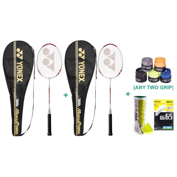Yonex Muscle Power 700 Badminton Complet...