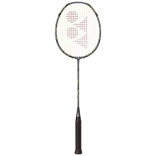 Yonex Voltric 50 E TUNE Badminton With Yonex Grip and Shuttle Box