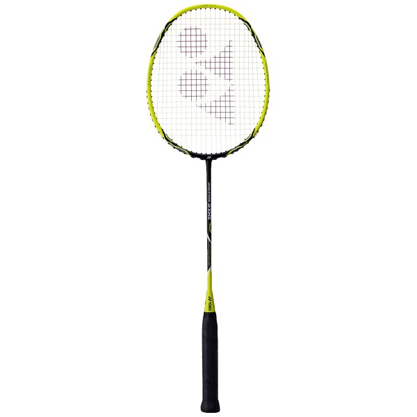 Yonex Voltric 2 DG Badminton Set with Grip and Racquet String