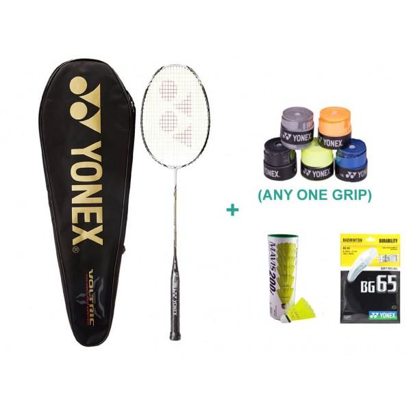 Yonex Voltric Lite Badminton Racket Set ...