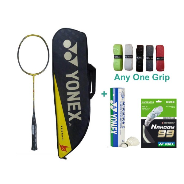 Yonex Voltric Force 2 Lin Dan With Badmi...