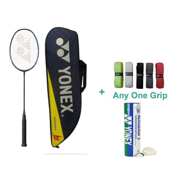 Yonex Voltric Z Force 2 With Badminton O...
