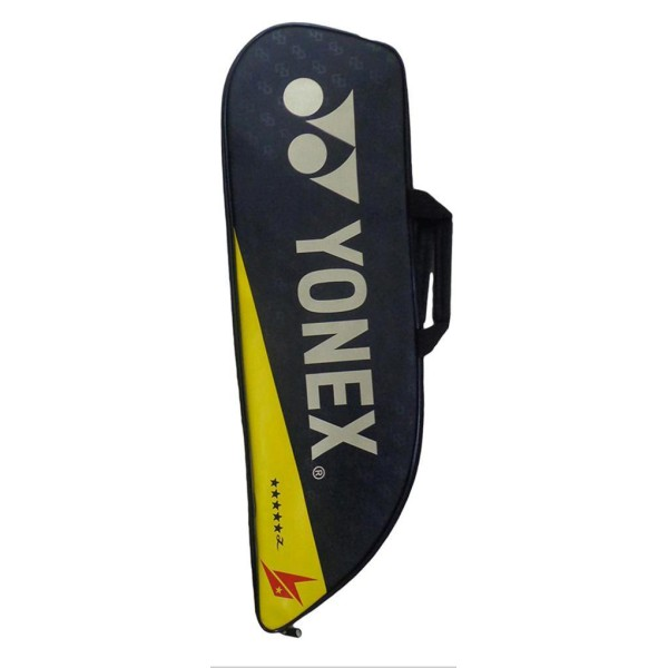 Yonex Voltric Force 2 Lin Dan With Badminton Grip and Racquet String