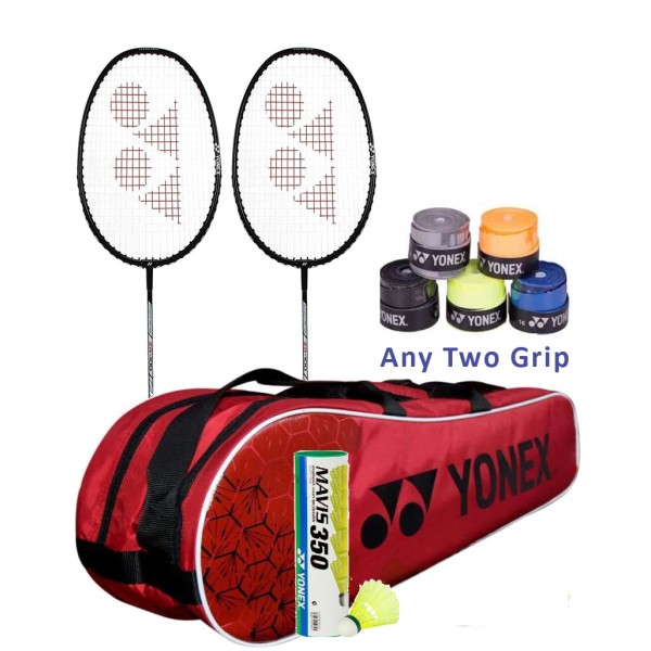 Yonex Zr 100 Badminton Racket Set | Zr 1...
