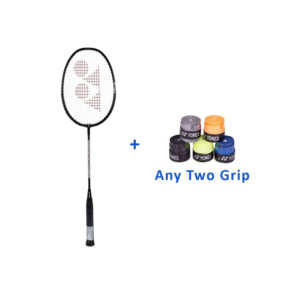 Zr 100 Strung Badminton Racquet with Gri...