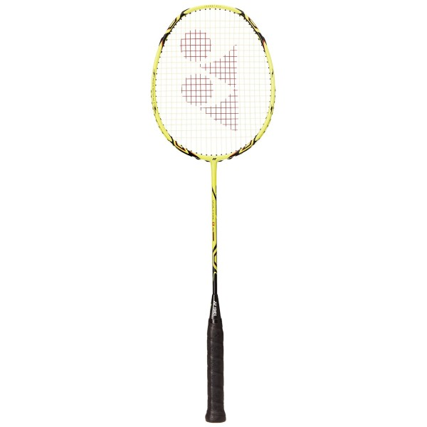 Yonex Voltric 8 E Tune Racket Set with Badminton Grip and Racket String