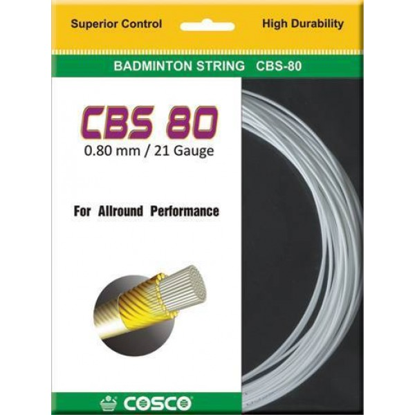 Cosco CBS-80 Badminton String