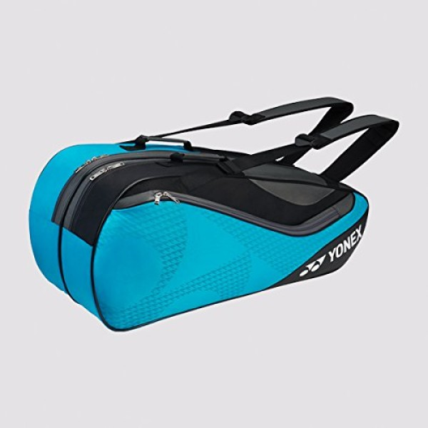 YONEX SUNR 8726 TG BT6 Racket Kit Bag Black and Blue
