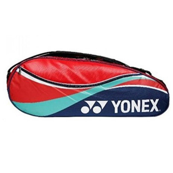 Yonex SUNR WP11 TK BT6 Badminton Kit Bag Red