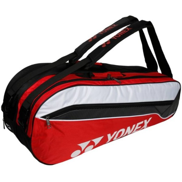 Yonex SUNR WP13 TK BT6 Badminton Kit Bag Red