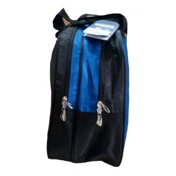Yonex SUNR 9631 MTK BT6 Badminton Racket kit Bag Blue and Black