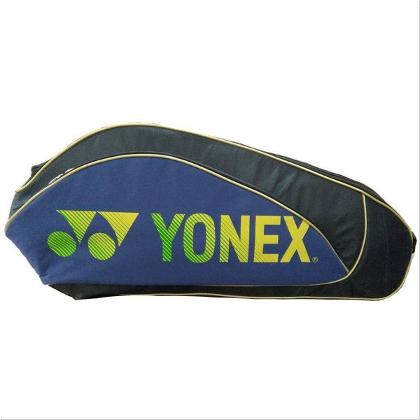 YONEX SUNR BA 01TG Badminton Kit Bag Black and Navy Blue