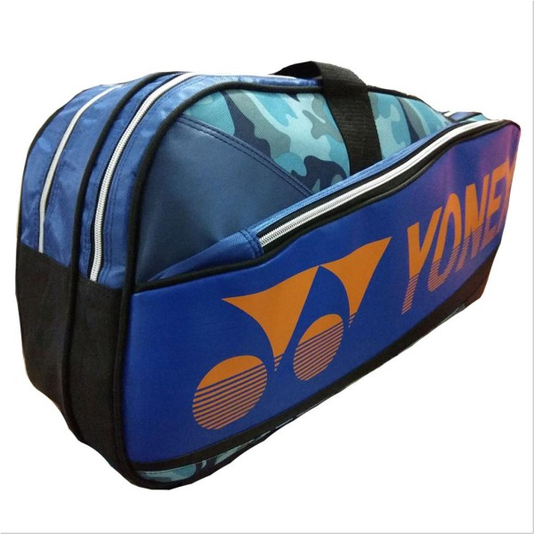 YONEX SUNR V02 WLD TG BT6 SR Blue Military Badminton Kit Bag Blue