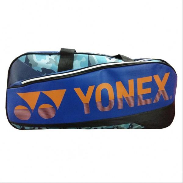 YONEX SUNR V02 WLD TG BT6 SR Blue Military Badminton Kit Bag Blue