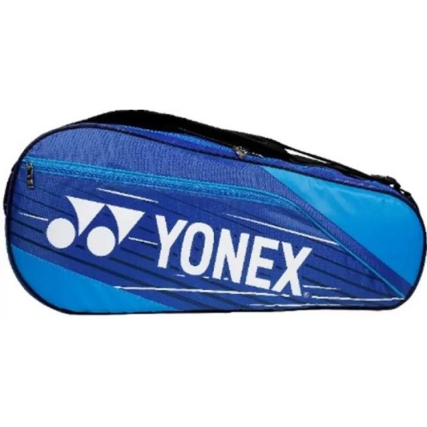 Yonex WP 12 TK Badminton Racket Kit Bag Blue