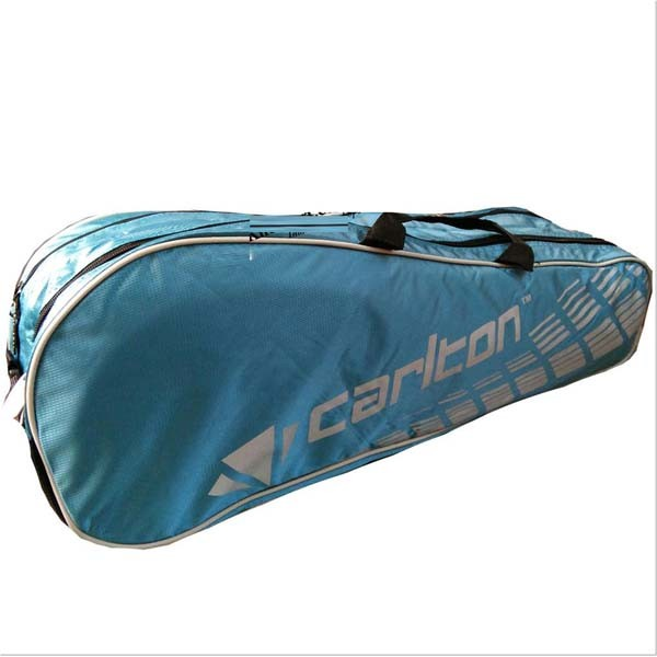 Carlton CP 1007 Badminton Kit Bag Sky Blue