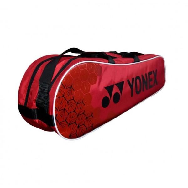Yonex SUNR 1005 PRM Red Badminton Kit Ba...
