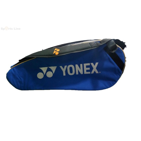 Yonex SUNR WE 01 TG BT 6 SR Badminton Kit Bag Blue