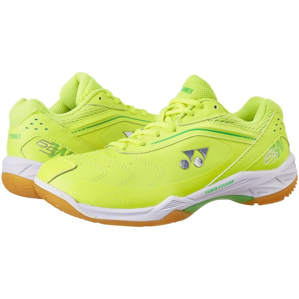 Yonex 65 Wide Badminton Shoes Lime Green...