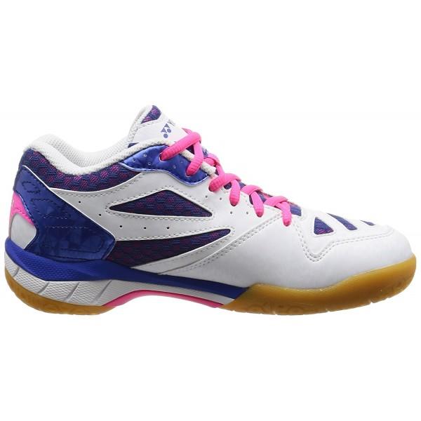 Yonex Power Cushion Comfort Ladies Badminton Shoes White Purple