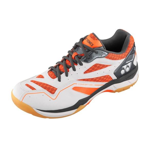 Yonex Power Cushion Comfort Men Badminton Shoes White Red