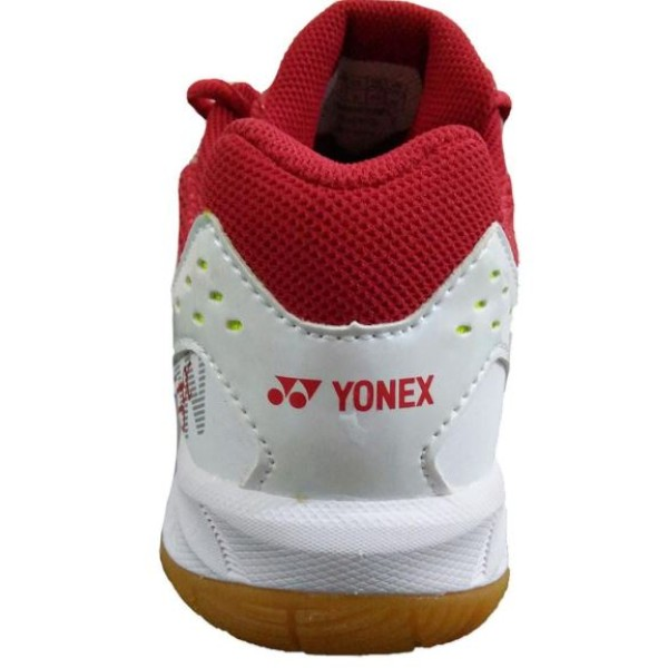Yonex 65 AW Badminton Shoes White Red