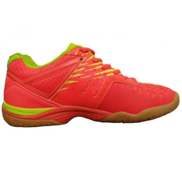 Yonex SRCP 01 R LCW Badminton Shoes Green Orange