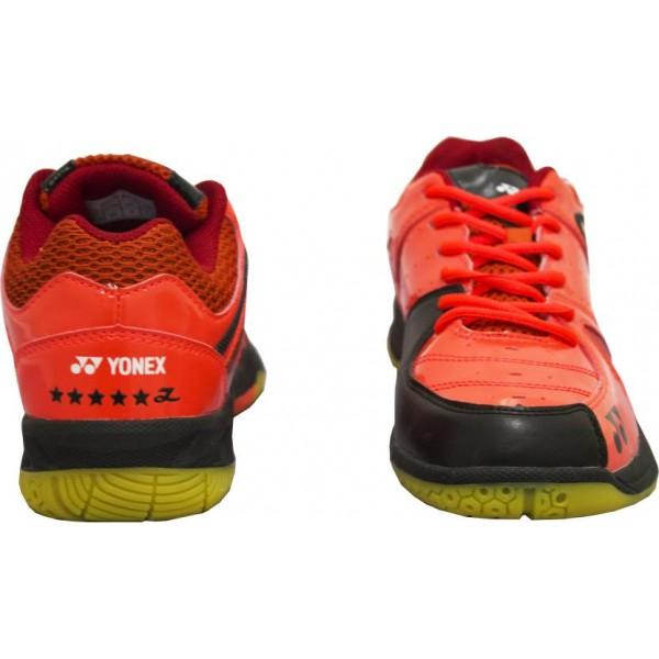 Yonex SRCR 40 LD Badminton Shoes Red