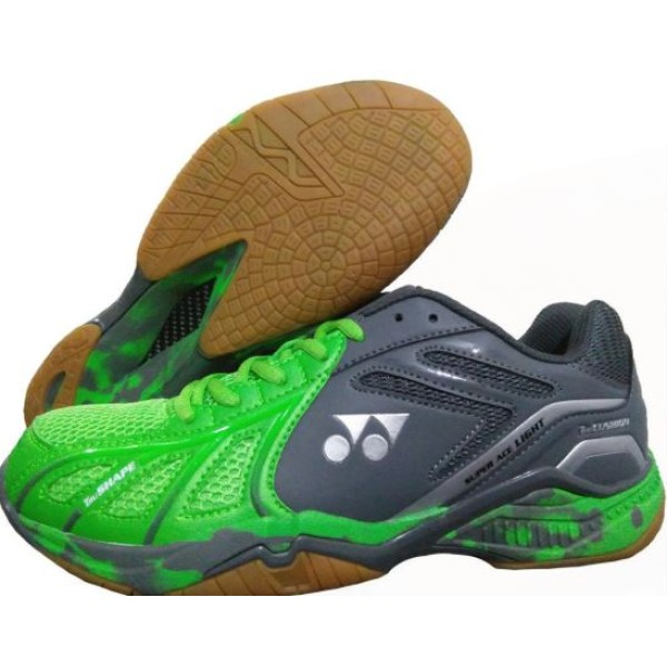 Yonex Super ACE Lite Badminton Shoes Green Black