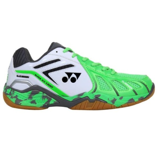 Yonex Super ACE Lite Badminton Shoes Green White