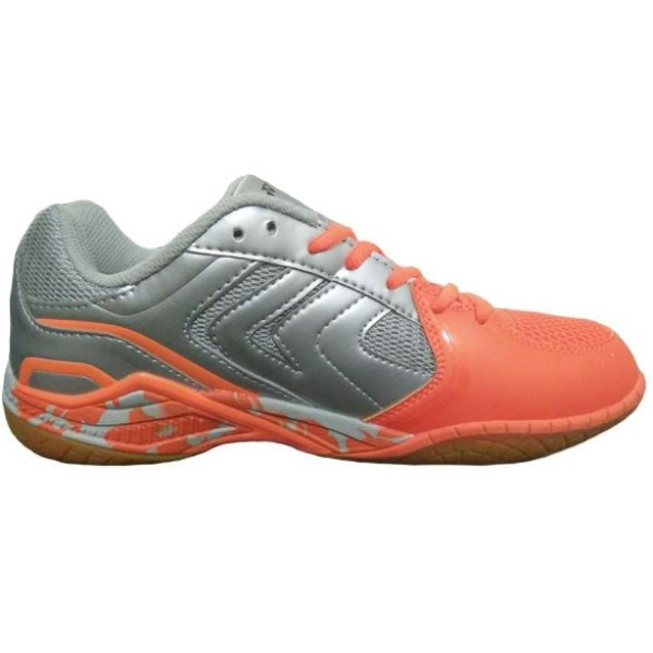 Yonex Super ACE Lite Badminton Shoes Orange Silver