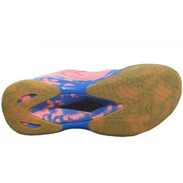 Yonex Super ACE Lite Badminton Shoes Pink Blue