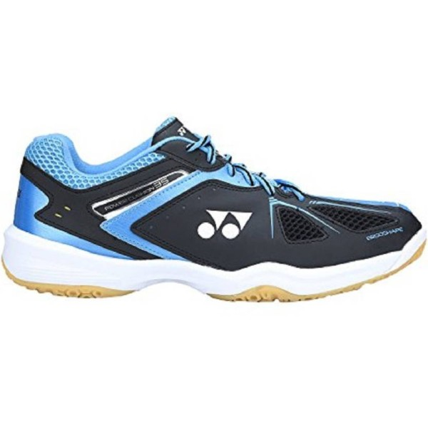 YONEX SHB 35 EX Badminton Shoes Blue Bla...
