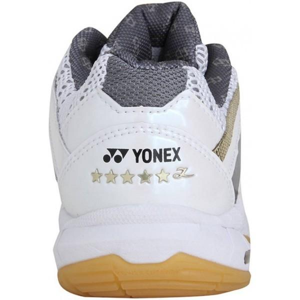 Yonex SHB SC6 Lin Dan Badminton Shoes For Men White