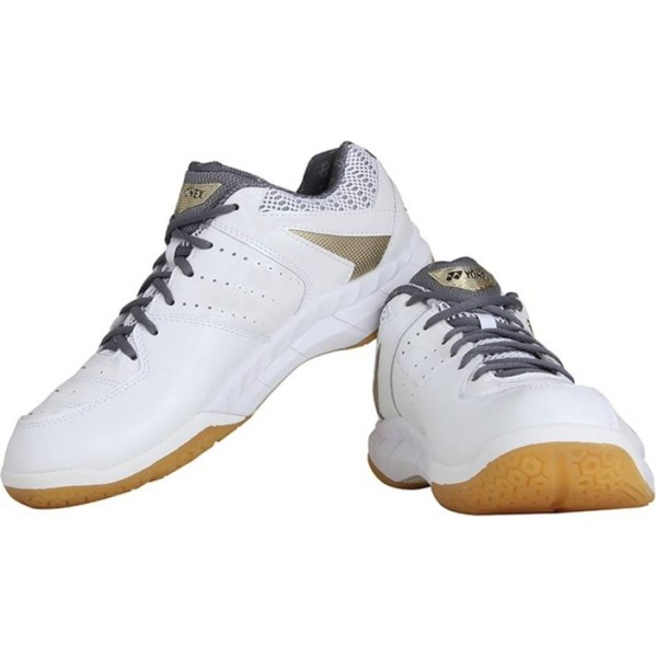 Yonex SHB SC6 Lin Dan Badminton Shoes For Men White