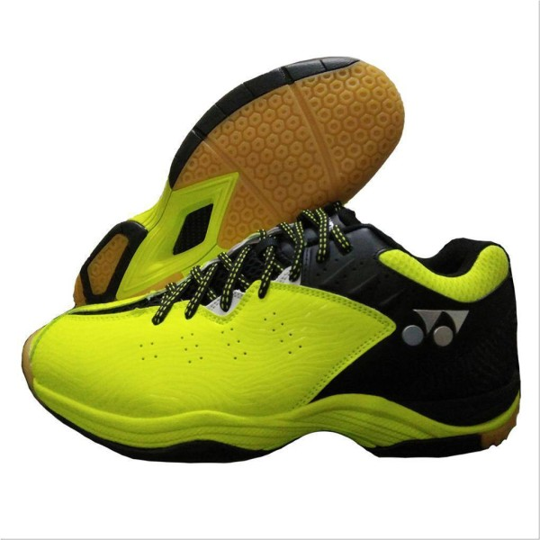 Yonex SRCP COMFORT Badminton Shoes Lime Black