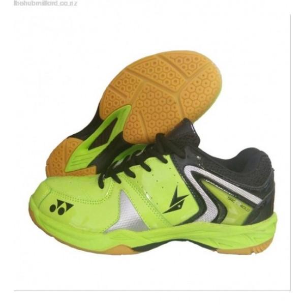 Yonex SRCR 40 LD Badminton Shoe Lime Bla...