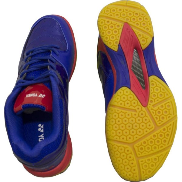 Yonex SRCR 40 LD Badminton Shoes Navy Blue
