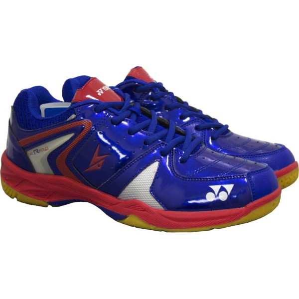 Yonex SRCR 40 LD Badminton Shoes Navy Bl...