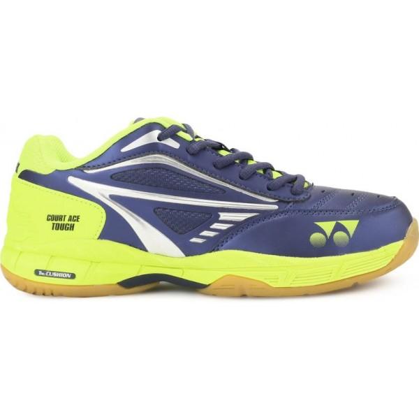 Yonex Court Ace Tough Blue Green Badminton Shoes