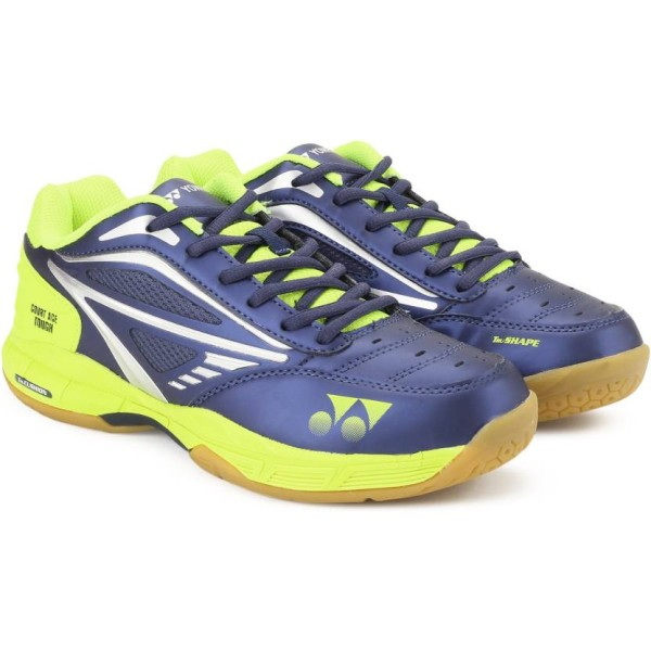 Yonex Court Ace Tough Blue Green Badminton Shoes
